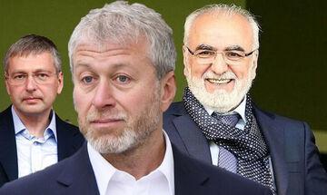 Forbes: Ο Ιβάν Σαββίδης και οι άλλοι Ρώσοι δισεκατομμυριούχοι στο ποδόσφαιρο (pic)