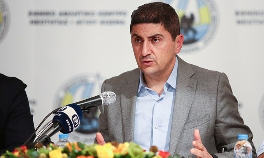 Αυγενάκης: «Πρόθεση όλων να συνεχιστεί το πρωτάθλημα, έστω και κεκλεισμένων των θυρών»