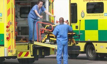 Κορονοϊός : Φρίκη στη Βρετανία - Σχεδόν 1.000 νεκροί σε 24 ώρες!