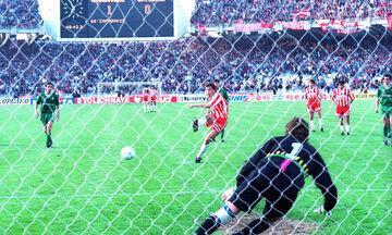 Παναθηναϊκός-Ολυμπιακός 1-1: Η ρεβάνς Κυπέλλου του 1992, που κάναμε κοπάνα από το σχολείο (pics-vid)