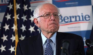 ΗΠΑ: Ο Μπέρνι Σάντερς αποσύρθηκε από την κούρσα για το χρίσμα των Δημοκρατικών (vid)