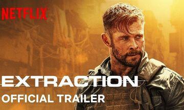 Ο Chris Hemsworth στο νέο εκρηκτικό θρίλερ δράσης του Netflix - Δείτε το trailer του Extraction