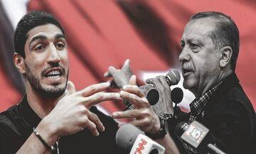 Νέα επίθεση Καντέρ σε Ερντογάν: «Ελέγχει τα πάντα, δεν μπορώ να δω την οικογένειά μου»