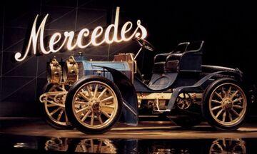 120 χρόνια Mercedes: Πώς πήρε το όνομά της;