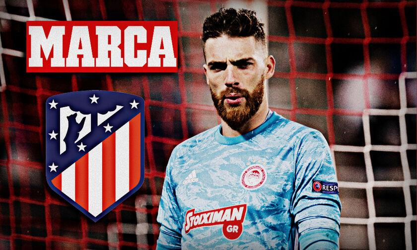«Marca»: «Σα και Ντμίτροβιτς εξετάζει η Ατλέτικο Μαδρίτης»