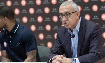 Σταυρόπουλος: «Κάθε ομάδα θα πρέπει να ξοδεύει ανάλογα με τις δυνατότητές της»