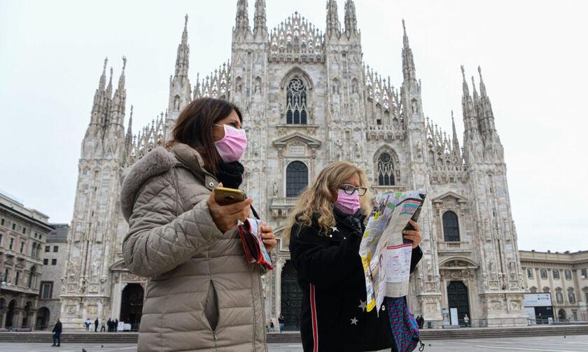 Ιταλία: 610 νέοι θάνατοι από τον κορονοϊό