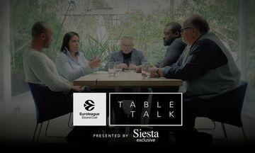 Euroleague: Στο τραπέζι Σχορτσανίτης, Γκρέιντζερ για την ψυχική υγεία (vid)