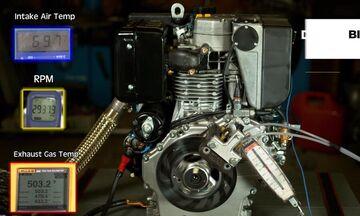 Πόση δύναμη έχει ένας μονοκύλινδρος diesel;