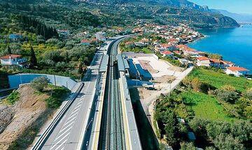 Σιδηροδρομικά έργα για Πάτρα, Αλεξανδρούπολη, Βόλο, Λάρισα, Θεσσαλονικη, Κιάτο, Αθήνα, Ειδομένη