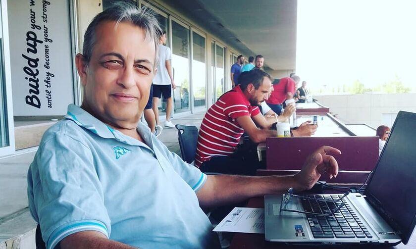 Άκης Τσόπελας: Το αποχαιρετιστήριο μήνυμα της οικογένειας - Πότε θα γίνει η κηδεία του (pic)