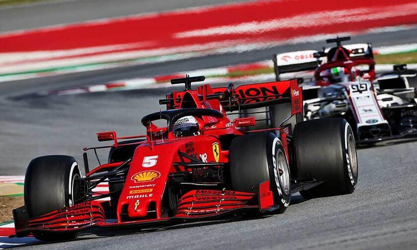 Formula 1: Πρεμιέρα τον Ιούλιο με τη διεξαγωγή 19 αγώνων