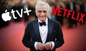 Ο Martin Scorsese σε συζητήσεις με Apple και Netflix για την επόμενη ταινία του