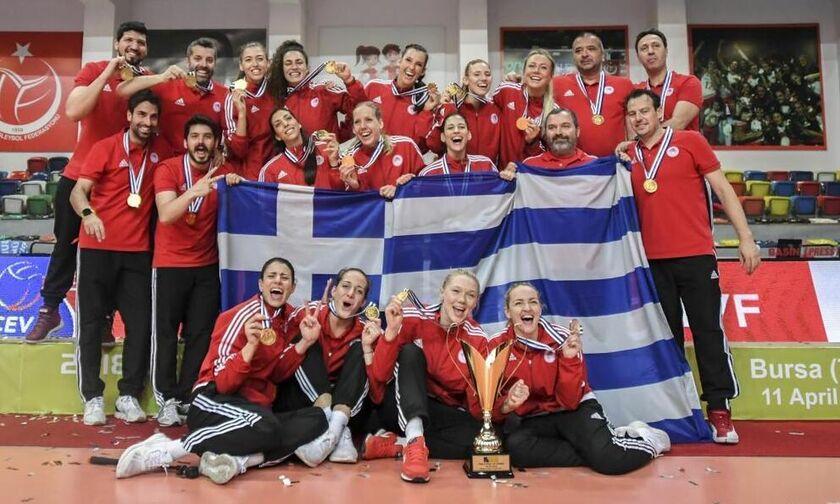 Ολυμπιακός: Η πιο χρυσή σελίδα με το έπος στην Προύσα (vid)