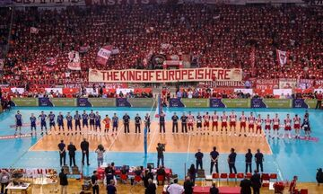 Ολυμπιακός: Σαν σήμερα ο 7ος ευρωπαϊκός τελικός στο ΣΕΦ (vid)