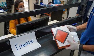 Γλυφάδα: Σε εξέλιξη η διανομή tablets στους μαθητές