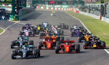 Σε εικονικό πρωτάθλημα έξι οδηγοί της Formula 1