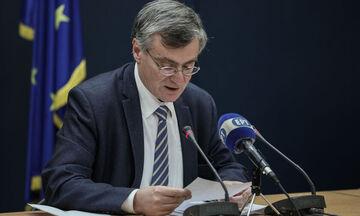 Τσιόδρας: «72 νέα κρούσματα, τρεις θάνατοι και 15 εξιτήρια από ΜΕΘ»