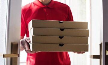 Μετάδοση κορονοϊού σε συσκευασίες τροφίμων - Τι ισχύει για delivery, take-away