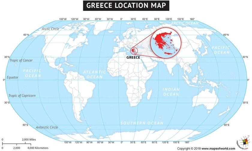 Κορονοϊός: Υποχώρησε και άλλο η Ελλάδα στον παγκόσμιο «χάρτη» - 81η σε κρούσματα, 49η σε θανάτους