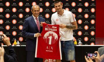 Μεσίνα: «Το βλέπω απίθανο να ξεκινήσει πάλι η EuroLeague»