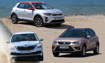 Οικονομικά μικρά SUV έως 16.000 ευρώ