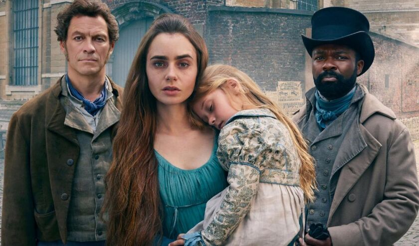 Ταινίες στην τηλεόραση (13/4): Στρουμφάκια 2, Οι άθλιοι, Ο κόμης Μόντε Κρίστο