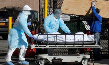 Κορονοϊός: Άλλοι 1.514 θάνατοι στις ΗΠΑ