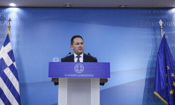 Πέτσας: Το Πάσχα δεν θα επιτρέπονται επισκέψεις σε σπίτια συγγενών και φίλων - Ανακοίνωσε νέα μέτρα