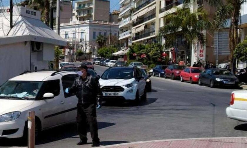 Δημοτική Αστυνομία Πειραιά: Aυξήθηκαν οι έλεγχοι για την τήρηση των μέτρων