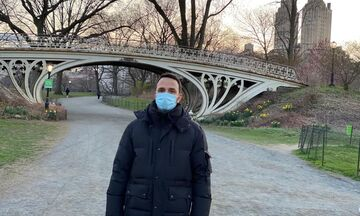 Κορονοϊός: Θετικός ο Θρακιώτης δημοσιογράφος Δημήτρης Φιλιππίδης
