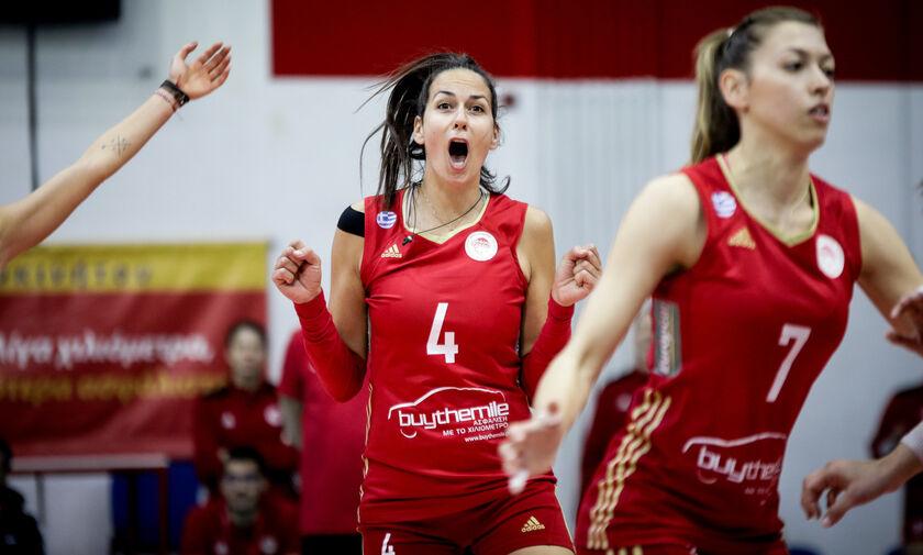 Volley League γυναικών: Τέλος το πρωτάθλημα με πρωταθλητή!