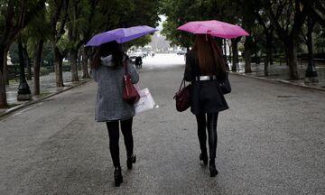 Καιρός: Τοπικές βροχές, σποραδικές καταιγίδες τη Μ. Τετάρτη