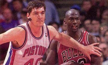 Λαϊμπίρ: «Ο ΛεΜπρόν είναι ανώτερος του Τζόρνταν - Ο καλύτερος που έπαιξε ποτέ μπάσκετ»