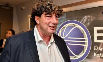 Γαλατσόπουλος: «Θέλουμε νέο τριετές τηλεοπτικό συμβόλαιο για όλες τις ομάδες»