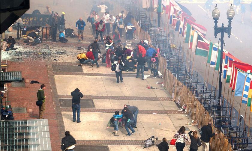 15/4/2013: Η τρομοκρατική επίθεση στον Μαραθώνιο της Βοστώνης (pics - vid)