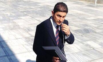 Τι είπε ο Αυγενάκης για τη συνέχιση του πρωταθλήματος στο ποδόσφαιρο (vid)