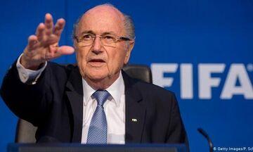 Ο Μπλάτερ δεν αποκλείει το Μουντιάλ του 2022 να μην γίνει στο Κατάρ!
