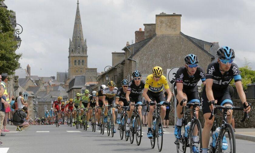 Ποδηλασία: Μετατέθηκε στις 29 Αυγούστου ο Γύρος της Γαλλίας