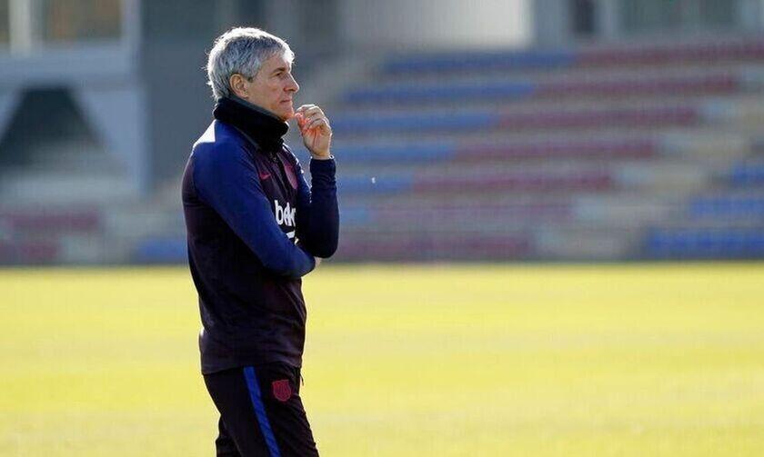 Σετιέν: «Θέλω πρωτάθλημα και Champions League με την Μπαρτσελόνα»