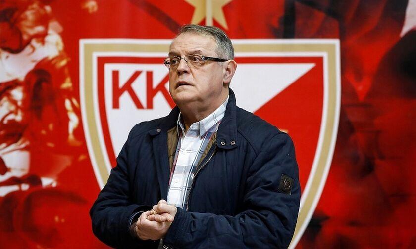 Πρόεδρος Ερυθρού Αστέρα: «Δεν υπάρχει τρόπος να συνεχιστεί η Ευρωλίγκα, θα αλλάξουν τα μπάτζετ»