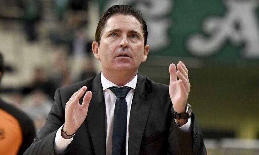 Πασκουάλ: «Από τους καλύτερους προπονητές στην Ευρώπη ο Σφαιρόπουλος!»