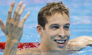 Κολύμβηση: Αποσύρεται ο Τίμερς, δεν πάει Τόκιο