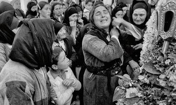 Ο Επιτάφιος στην Όλυμπο της Καρπάθου: Δέκα εκπληκτικές φωτογραφίες (pics)