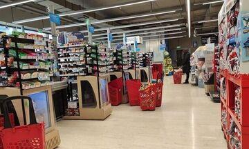 ΕΚΤΑΚΤΟ: Παράταση λειτουργίας στα σούπερ μάρκετ - Ανοιχτά έως τις 20.30 (pic)