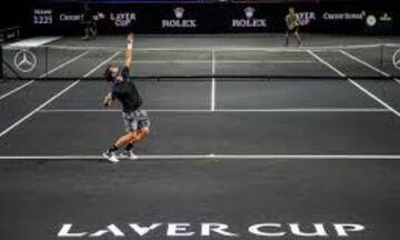 Τον Σεπτέμβριο το Laver Cup