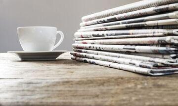 Εφημερίδες: Τα αθλητικά πρωτοσέλιδα του Μεγάλου Σαββάτου, 18 Απριλίου