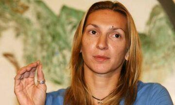 Γέννησε για δεύτερη φορά η Φανή Χαλκιά- Το μήνυμά της από το μαιευτήριο (pic)
