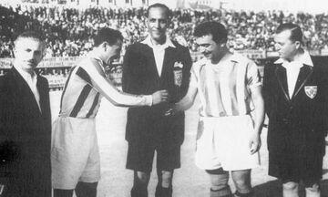 Όταν ο τιμωρημένος Ολυμπιακός κατέκτησε το 1928 το Κύπελλο Πάσχα με 15-3 γκολ! Η ίδρυση του ΠΟΚ