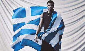 Μπακς: Ευχές για το Πάσχα στα ελληνικά (pic)